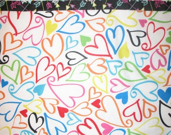 Heart Pillowcase