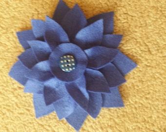 flower brooch