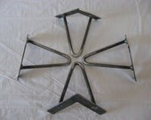 """Mid Century Hairpin Legs  6"""" or 8"""" ( Bare Metal ) New Reproduction U.S.A. """"FREE SHIPPING """""""