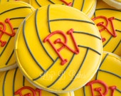 18 Water Polo Cookies!