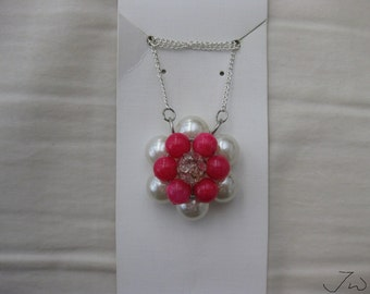 Beads Charm Necklace