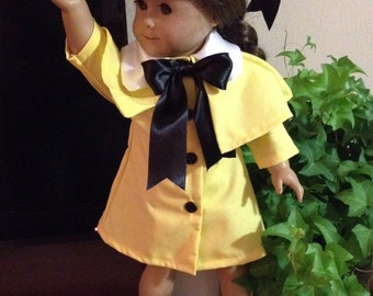 18inch doll Madeline dress