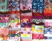 64 Anna Maria Horner fabrics: Charm-Square Bundle
