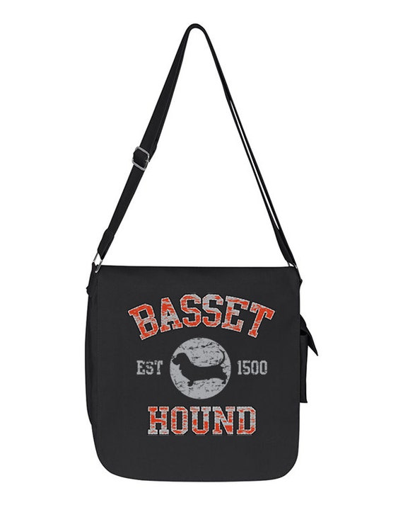 Basset Hound Purse on Etsy