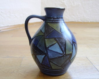 VEB Strehla East German vase