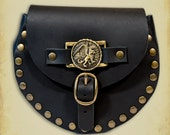 Griffin Sporran pouch for LARP, action roleplaying and cosplay