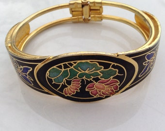 Vintage Connosier Bangle in the 80's