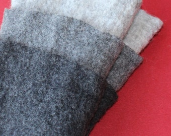 Arm warmers, wrist felting