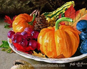 Bowl of Autumn