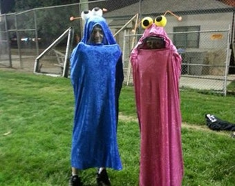 The Martians (The Yip-Yips) - Sesame Street TV Characters Costumes