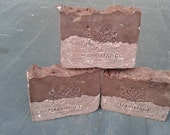 Buttercream Snickerdoodle scented hot process handmade soap