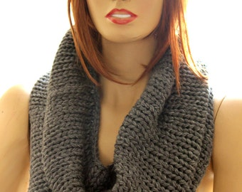 gray cowl, accessories, wraps, scarf, scarves, winter scarf, winter wraps