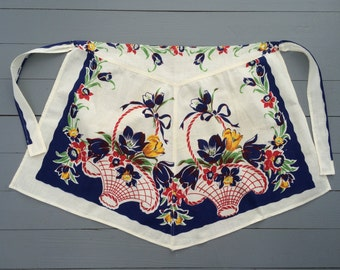 Vintage Apron from the 1940's