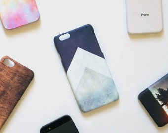 triangle geometric iPhone 6 case,Geometric iphone 5S iphone 5C plastic iPhone case