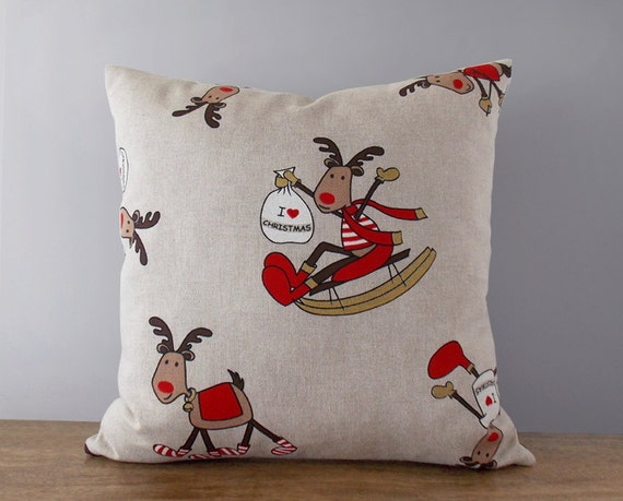 Christmas Throw Pillows from Overstock™. Get your whole home ready for the holidays with new holiday throw pillows. Christmas accent pillows add style and holiday spirit to your home. Shop All Sales. Up to 70% off. Overstock Anniversary Sale* Save on decor. Spooky Savings Event.