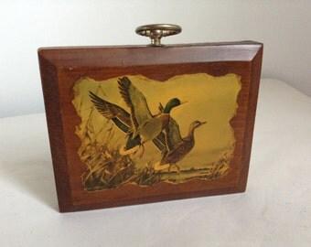 Wooden Duck Art