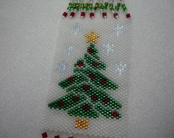 Peyote Pattern - O Christmas Tree