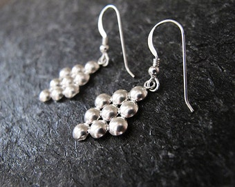 Jewelry, Silver earrings, Israel jewelry, earrings