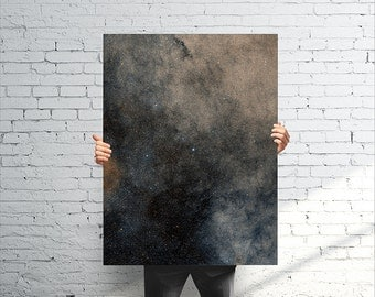"42"" x 58"" - Space Photography, Large Print of Terzan Galaxy"