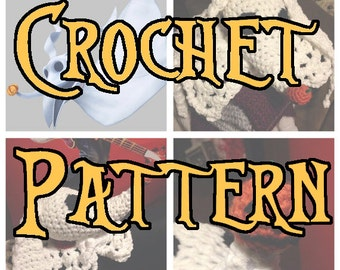 Pattern for XL Zero Crochet Amigurumi