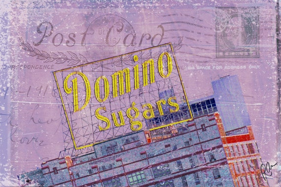 Domino Sugar Baltimore Art Print on Etsy