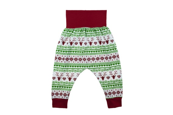Christmas Baby Leggings Toddler Leggings Girls by ...