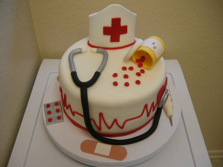 Rn Cake Topper
