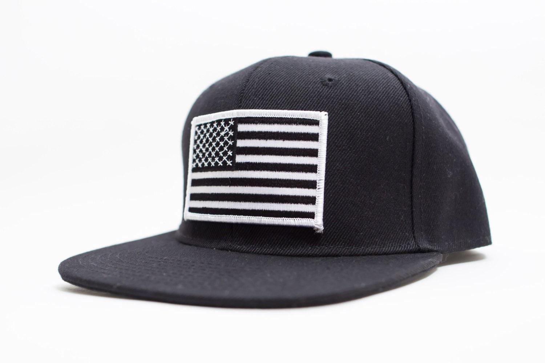 usa flag snapback 5 star asap rocky flag hat