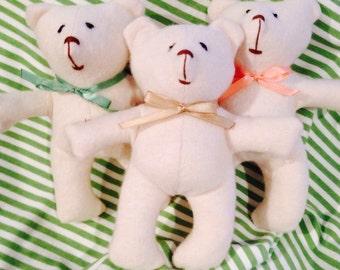 Teddie Bear Organic baby Toys