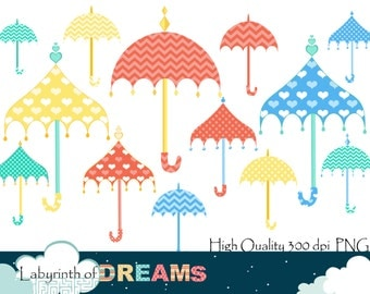 Umbrella Digital Clip art