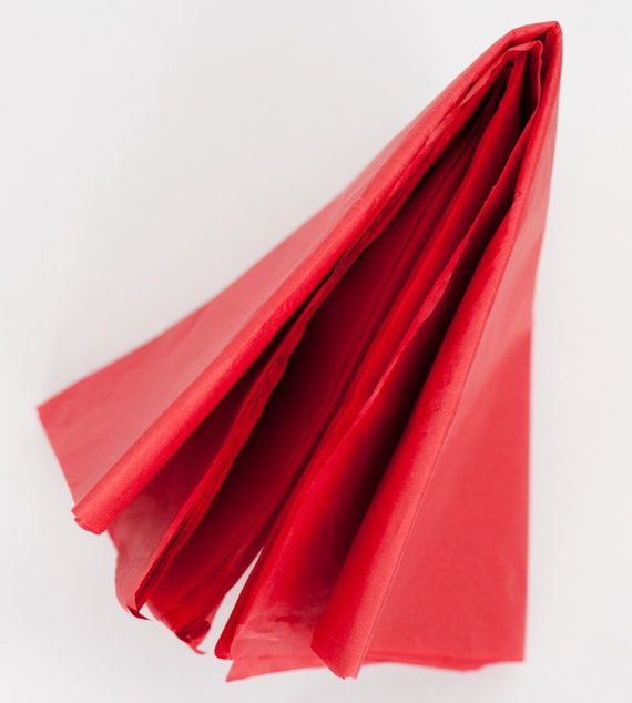 red tissue paper Stock your store with wholesale tissue paper we offer a great selection of colored tissue paper at discount prices save on gift tissue paper today at dollardays.