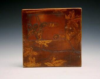 Ceramic Wall Tile - Maple Samara