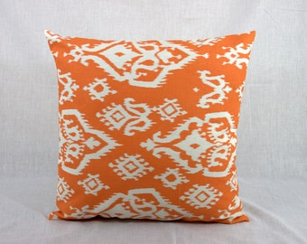 Decorative Pillow Covers 20x20 - Orange 20x20 Pillow Cover 20x20 - Orange Throw Pillow Cover 0012