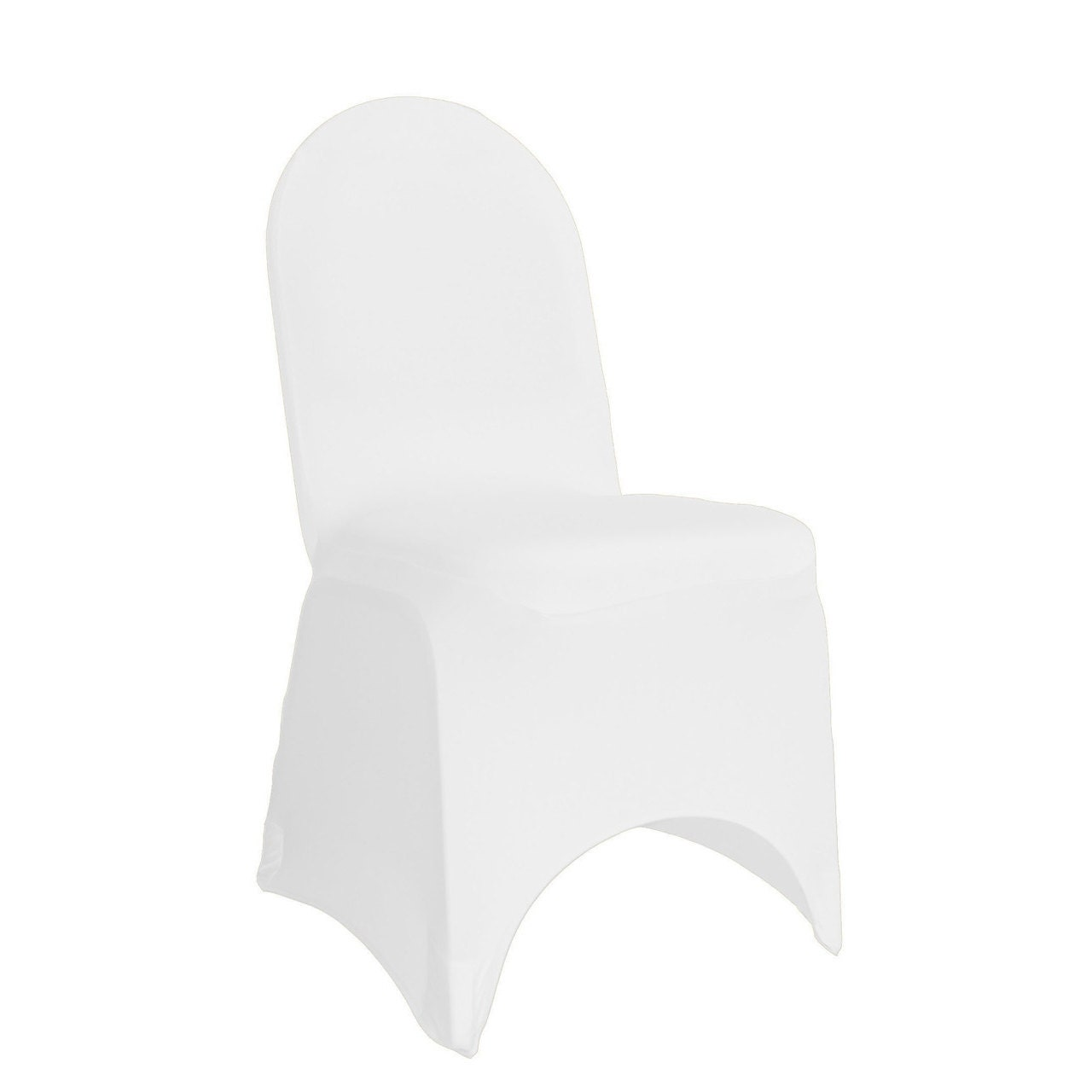 Spandex Banquet Chair Cover White Stretch Chair Covers