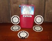 Talking Viewmaster Vintage 1970s 3D Viewer