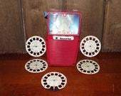 Talking Viewmaster Vintage 1970s 3D Viewer