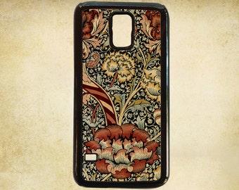 Classic William Morris Design For i Phone Case 4, 4s, 5, 5C, 6, 6+ and Samsung Galaxy 3, 4, 5, 6, Edge