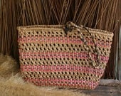 Native American Woven Basket