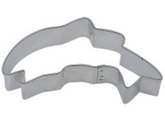 """Salmon Fish 4"""" Cookie Cutter"""