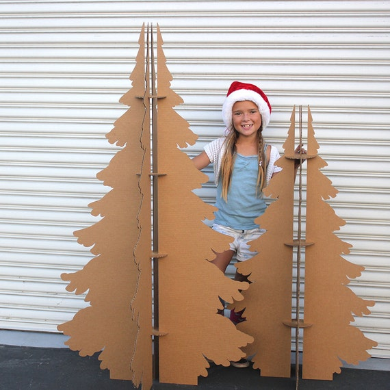 Items Similar To 4 Ft And 5 Ft Tall Recycled Cardboard
