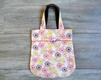Cheerful bag with special print
