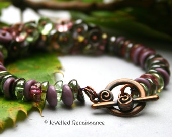 Autumn Berries Bracelet