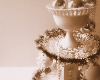 jewelry storage, tiered trays, display trays, tiered stand, tiered plant stand, 3 tier serving tray