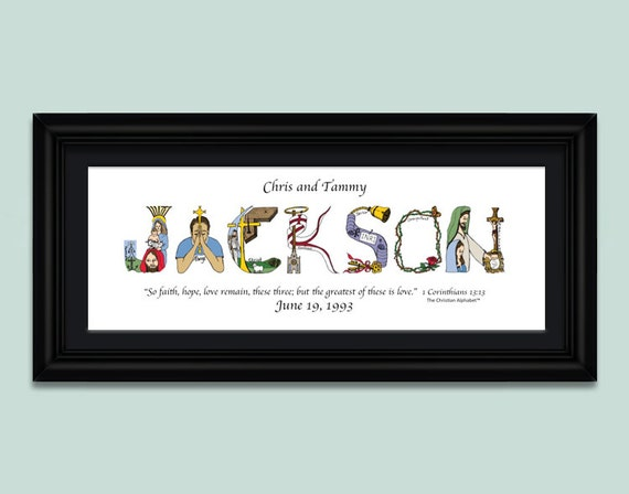 Traditional 20th Wedding Anniversary Gift: 20th Anniversary Gift Personalized With By