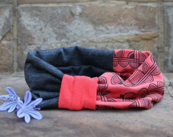 Yoga hair band , Gym sweat band , Head band , Bandana ,  Hair accessory , Head turban , Head wrap , Gypsy bandana  , Hair accessory .
