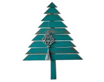 Dorna Christmas Tree / reclaim wood / 5% sustaining MORE GREEN foundation/ Free shipping