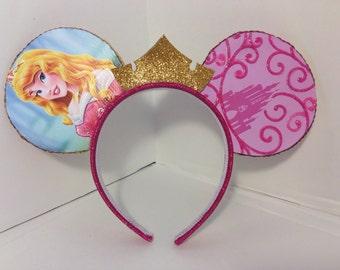 Sleeping Beauty Inspired Mouse Ears