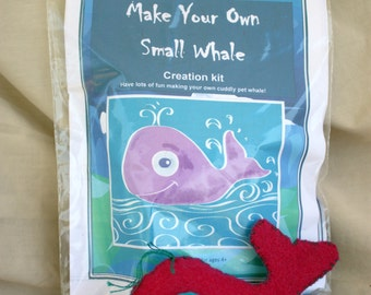 Make your own whale kit