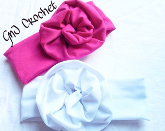 Rose Turbans