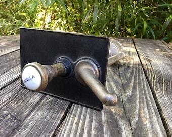 Antique Soda Fountain Syrup Pump
